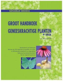 Boek Groot handboek Geneeskrachtige planten 10de druk