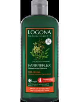 Henna shampoo rood Logona bio-Logona 250 ml