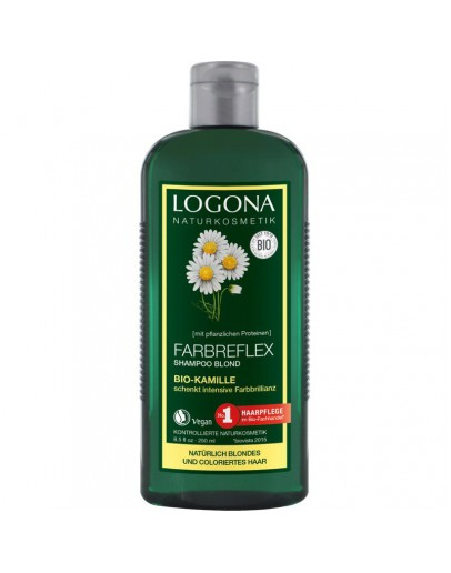Kamille shampoo blond haar bio-Logona 250 ml