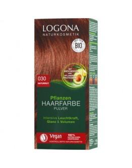 Natuurlijke Haarkleuring 030 Henna Natuurrood-Logona 100 g