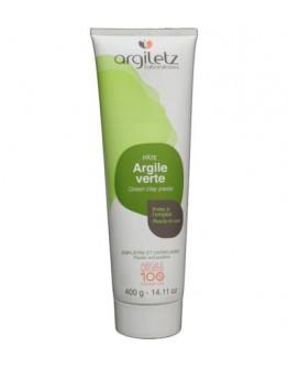 Groene klei tube 400 g-Argiletz-Alchemilla