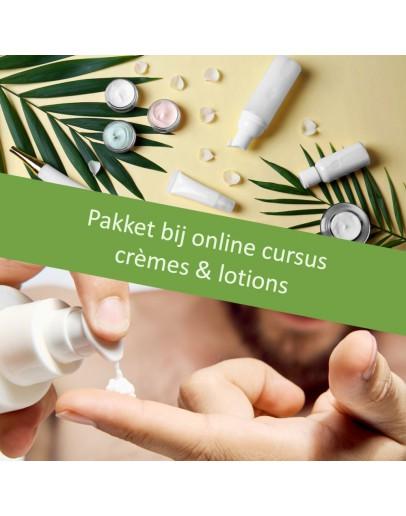 Pakket grondstoffen DIY Crèmes en lotions-Alchemilla