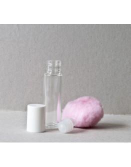 Deoroller glas helder 10 ml-Herbacos