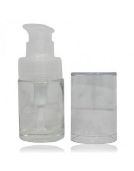 Lotion pomp fles