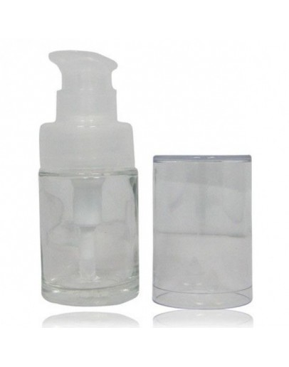 Lotion pomp fles 15 ml