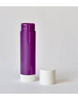 Lippenstifthuls Paars/Wit-Herbacos
