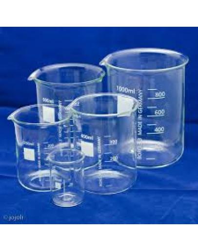 Bekerglas hittebestendig maatbeker 50 ml-Herbacos