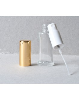 Verstuiver glas helder 10 ml bambini-Herbacos