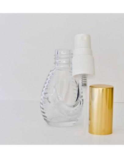 Verstuiver glas helder 25 ml baccara-Herbacos