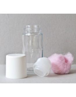 Deoroller glas helder 50 ml-Herbacos
