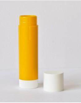 Lippenstifthuls geel/wit-Herbacos