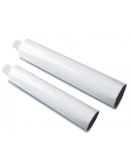 Tube wit gelakt b 120 ml