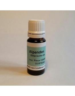 Alpen den etherisch olie-Herbacos 10 ml