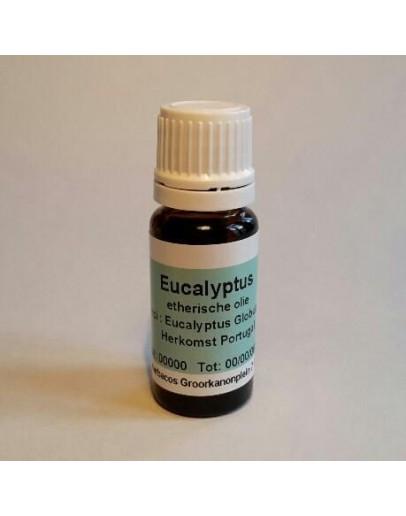 Eucalyptus globulus etherische olie-Herbacos 10 ml