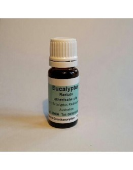 Eucalyptus radiata etherische olie-Herbacos 10 ml
