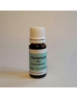 Geranium NID parfumolie-Herbacos 50 ml