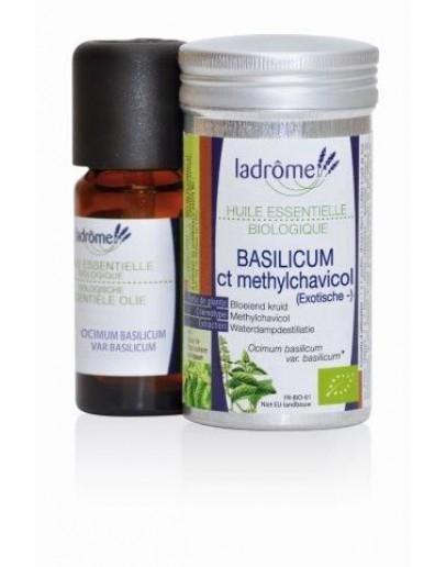 Basilicum exotische bio etherische olie-Ladrôme 10 ml