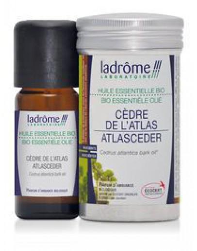 Cederhout bio etherische olie-Ladrôme 10 ml
