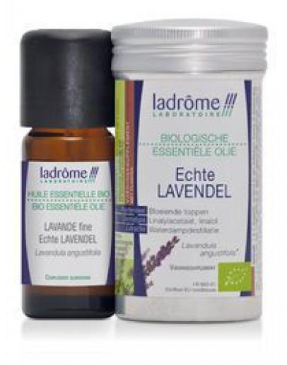 Lavendel echte Lavandula angustifolia bio etherische olie-Ladrôme 10 ml