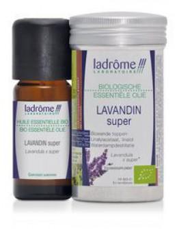 Lavandin super bio etherische olie-Ladrôme 10 ml