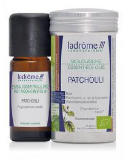 Patchouli bio etherische olie-Ladrôme 10 ml