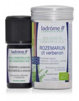 Rozemarijn ct verbenon Rosmarinus Officinalis ct Verbenon bio etherische olie-Ladrôme 5 ml