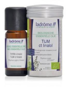Tijm ct linalol thymus zygis ct linalool etherische olie-Ladrôme 10 ml