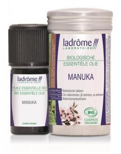 Manuka etherische olie bio-Ladrôme 5 ml