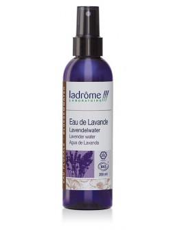 Lavendelwater bio bloesemwater hydrolaat-Ladrôme 200 ml