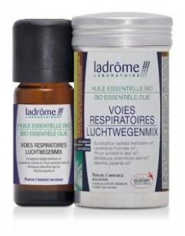 Luchtwegenmix bio synergie etherische olie-Ladrôme 10 ml