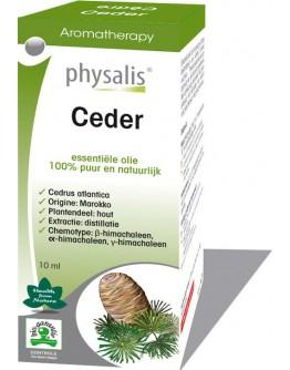 Cederhout bio etherische olie Physalis 10 ml