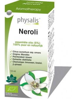 Physalis Neroli 5% bio etherische olie-Physalis 10 ml