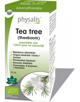 Tea tree bio etherische olie-Physalis 10 ml