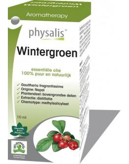 Wintergroen bio etherische olie-Physalis 10 ml