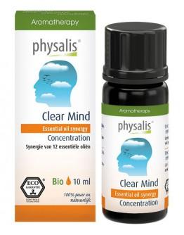 Synergie etherische olie Clear Mind bio-Physalis 10 ml