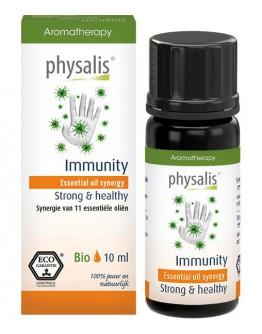 Synergie etherische olie Immunity bio-Physalis 10 ml