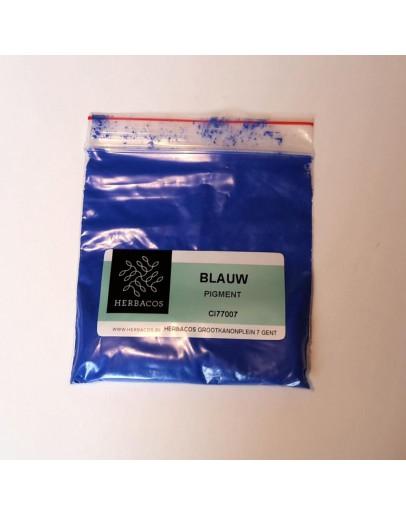 Pigment blauw-Herbacos 10 g