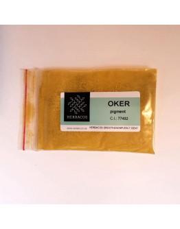 Pigment oker-Herbacos 10 g