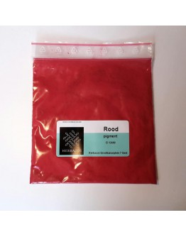 Pigment rood-Herbacos 10 g