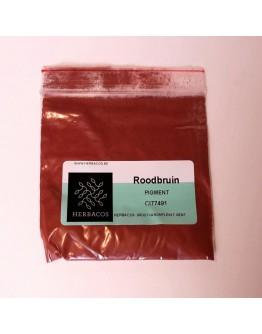 Pigment roodbruin CL 77491-Herbacos 10 g