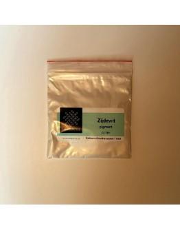 Pigment zijdewit-Herbacos 10 g