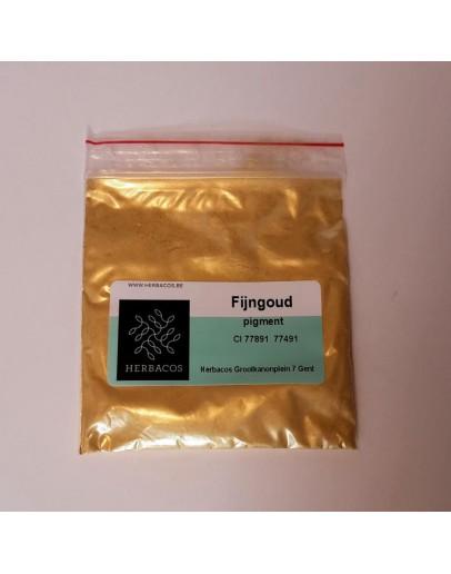 Parelmoer pigment fijngoud-Herbacos 10 g