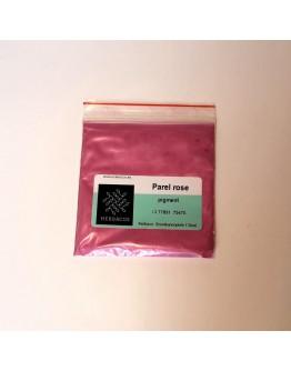 Parelmoer pigment parelroze-Herbacos 10 g