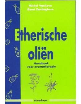 Boek Etherische oliën handboek voor de aromatherapie