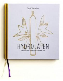 Boek Hydrolaten therapeutische, cosmetische & culinaire gids Veerle Waterschoot