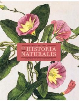 boek De historia naturalis Marcel De Cleene