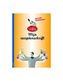 Boek Mijn receptenboekje NL-La Droguerie Ecologique