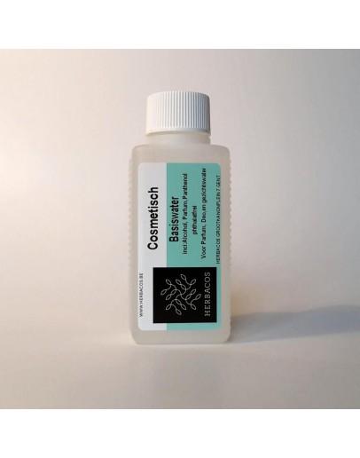 Alcohol cosmetisch basiswater type 611-Herbacos 100 ml