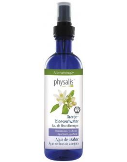 Oranjebloesem bio bloesemwater hydrolaat-Physalis 200 ml