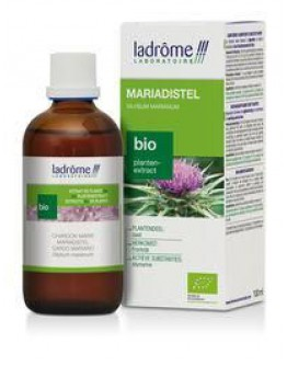 Mariadistel tinctuur-Ladrôme 50 ml